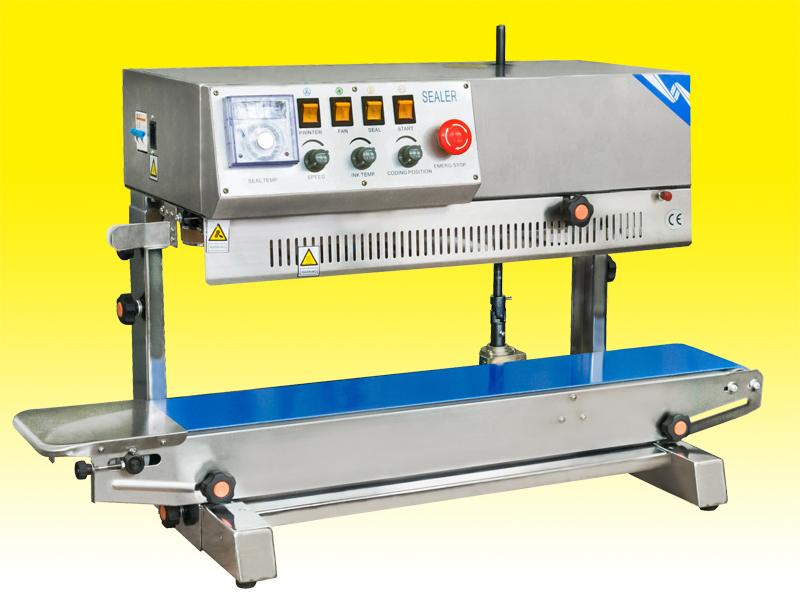 SM-980L Continuous Sealing Machine