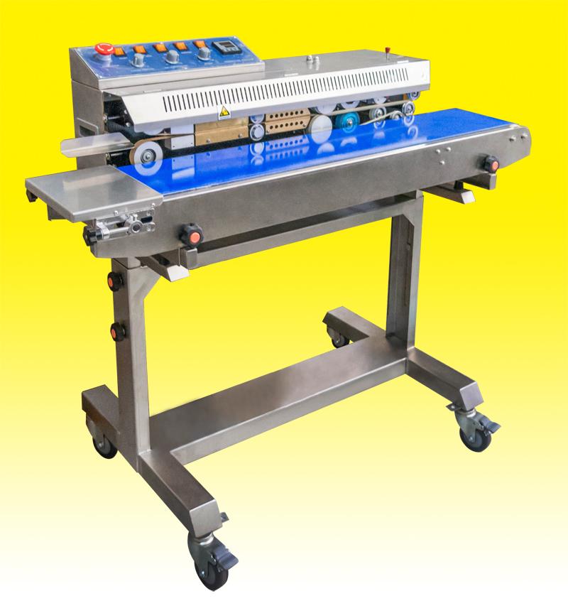 SM-980WH Continuous Sealing Machine