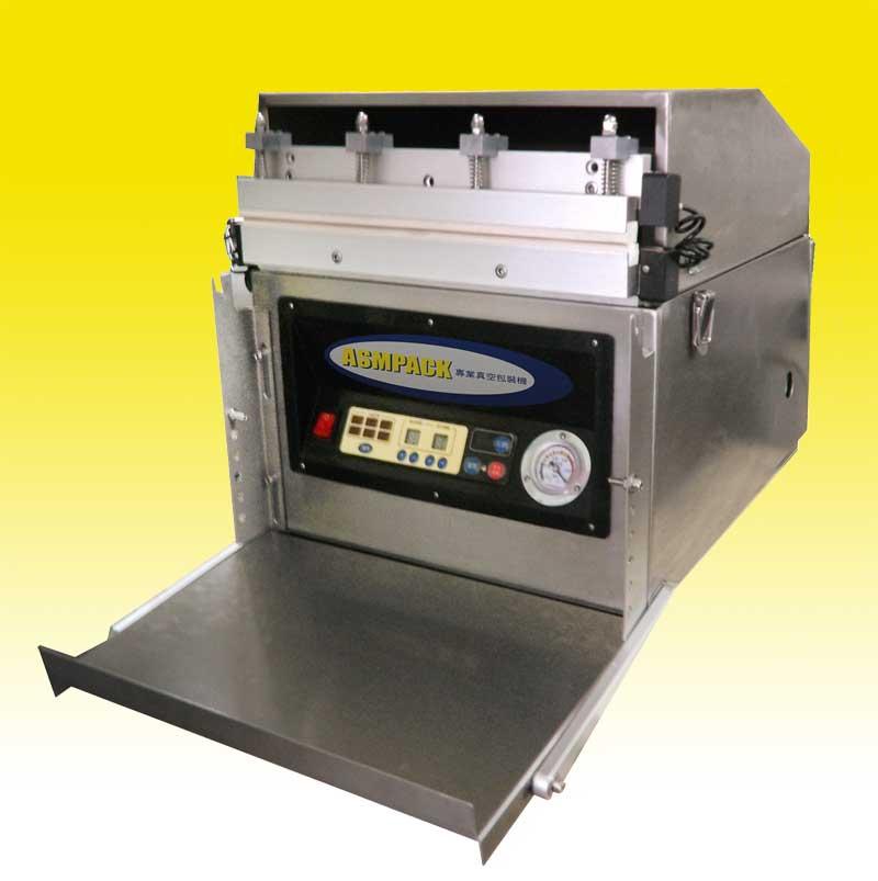 ○ SMVT-350/450/600 專業型外抽式真空包裝機